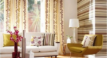 small living room ideas with unique wall panel