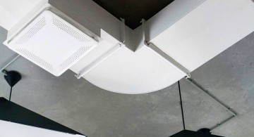 st petersburg loft exposed air ducts
