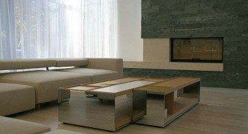 two villas living room