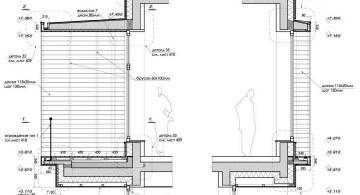 two villas rooftop plan