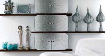 featured image of elegant wall shelves