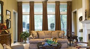 minimalist tuscan living room designs