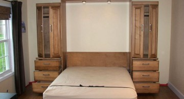 murphy bed couch ideas for small rooms