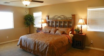 tuscany bedroom furniture with tall headboard for guest rooms