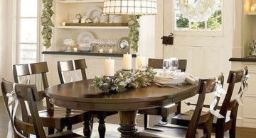 zen dining rooms shared with kitchen